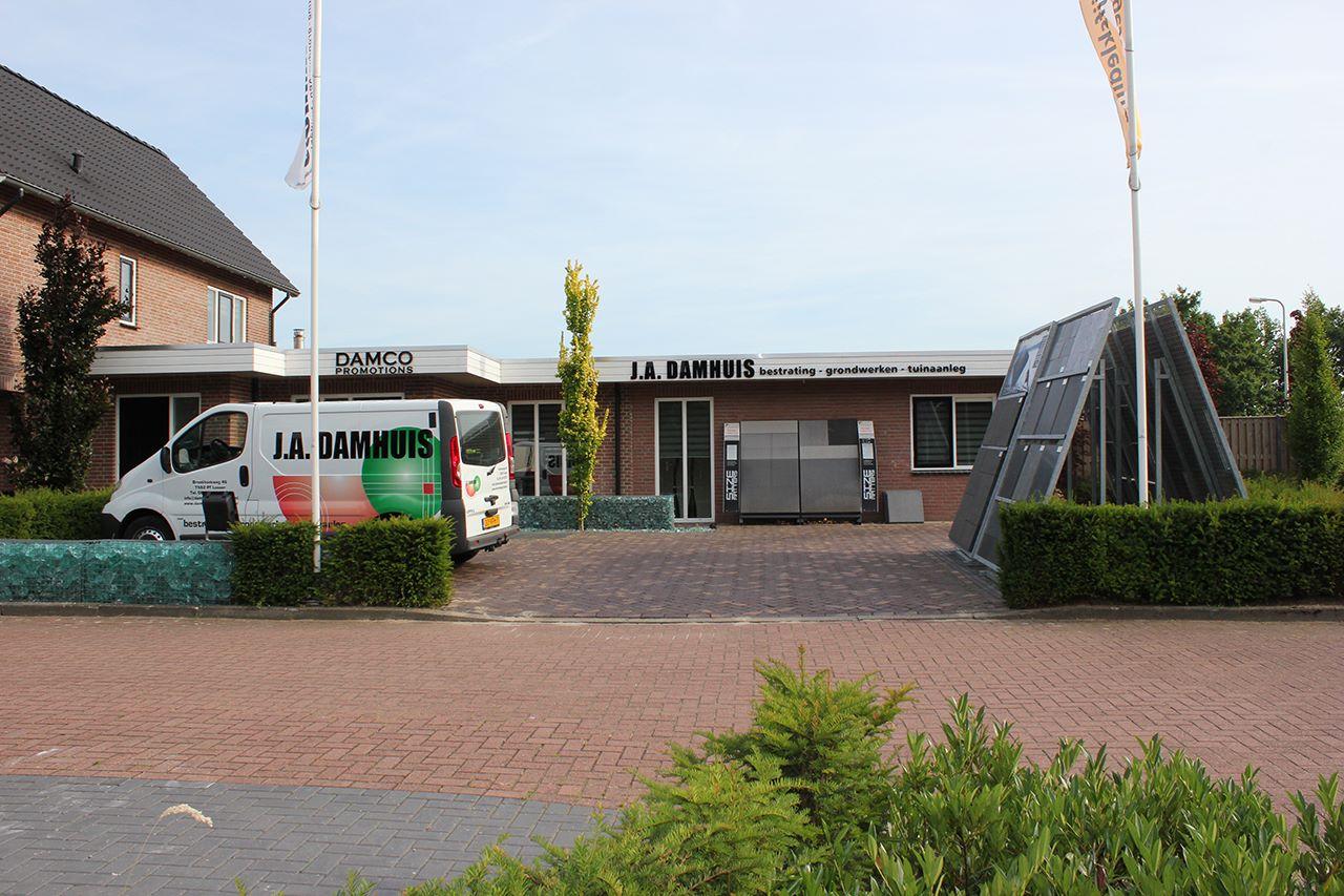 Hoveniers en Bestratingsbedrijf J.A. Damhuis