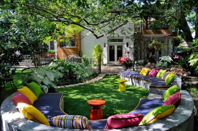 Tuintrend 2021 meer kleuren in de tuin